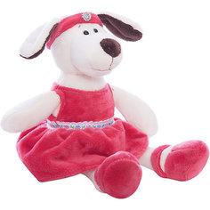Собака в платье с повязкой, 16см Teddy