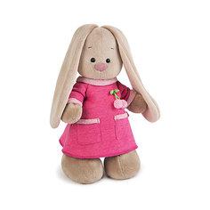 Зайка Ми  в розовом платье с вишенкой (малая) Budi Basa