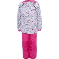 Комплект: куртка и полукомбинезон Gusti для девочки