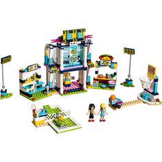 Конструткор LEGO Friends 41338: Спортивная арена для Стефани