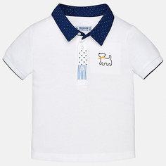 Футболка-поло Mayoral для мальчика