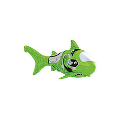РобоРыбка Акула, зеленая, ZURU