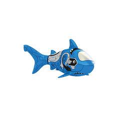 РобоРыбка Акула, голубая, ZURU