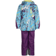 Комплект: куртка и брюки Лика OLDOS ACTIVE для девочки