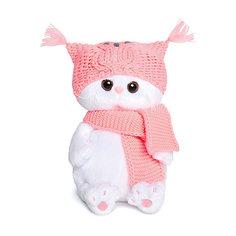 Мягкая игрушка Budi Basa Кошечка Ли Ли Baby в шапке-сова и шарфе, 20 см