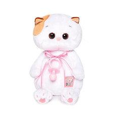 Мягкая игрушка Budi Basa Кошечка Ли Ли Baby с соской, 20 см