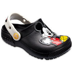 "Сабо ""Mickey Mouse"" CROCS для мальчика"