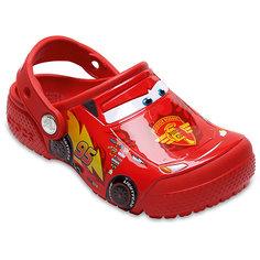 """Сабо """"Disney Cars"""" CROCS для мальчика"""