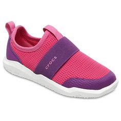 Кроссовки  CROCS для девочки