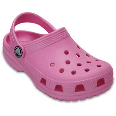 Сабо  CROCS для девочки