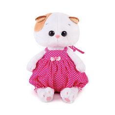 Мягкая игрушка Budi Basa Кошка Ли-Ли Baby в песочнике, 20 см
