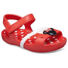 "Сандалии ""Minnie Mouse"" CROCS для девочки"