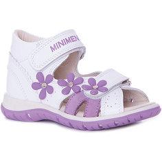 Сандалии Minimen для девочки