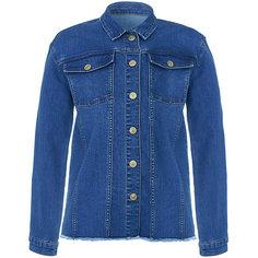 Куртка джинсовая Button Blue для девочки