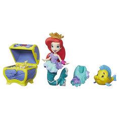 """Игровой набор с мини-куклой Disney Princess """"Маленькое королевство"""" Ариэль Hasbro"""