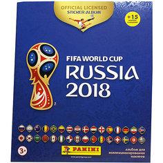 """Альбом с наклейками Panini """"FIFA-2018"""", 15 наклеек"""
