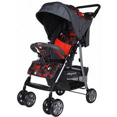 Прогулочная коляска Baby Care Shopper, Grey