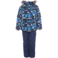 Комплект: куртка и полукомбенизон Космос Batik для мальчика Батик