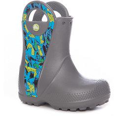 Резиновые сапоги Handle It Graphic Boot K Crocs