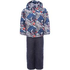 Комплект: куртка и полукомбинезон Альпик JICCO BY OLDOS для мальчика