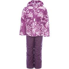 Комплект: куртка и полукомбинезон Альфа JICCO BY OLDOS для девочки