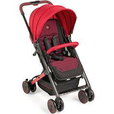 Прогулочная коляска Happy Baby Jetta, вишневый