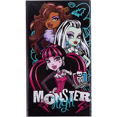 Органайзер складной: ноутбук, адресная книга, дневник, Monster High Академия групп