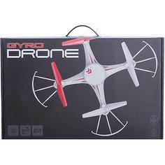 Квадрокоптер GYRO-Drone, 2,4GHz, 4 канала, headless режим, возвращается, 1toy