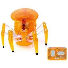 """Микро-робот на управлении """"Спайдер"""", оранжевый, Hexbug"""