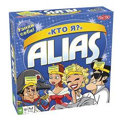 """Настольная игра Alias """"Кто Я?"""" Tactic Games"""