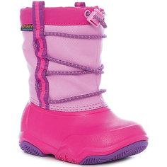 Сноубутсы Swiftwater Waterproof Boot K для девочки Crocs