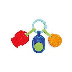 """Игрушка-подвеска с прорезывателем Mattel """"Fisher Price"""" Телефон и ключики"""