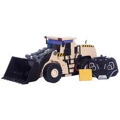 """Радиоуправляемый робот-трансформер 1Toy """"Трансботы"""" Экскаватор"""