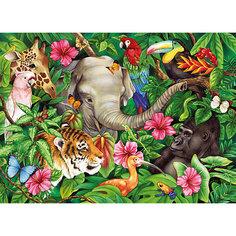 Пазл «Обитатели джунглей» 60 шт Ravensburger