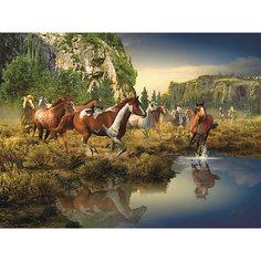 Пазл «Дикие лошади» 1500 шт Ravensburger