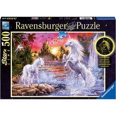 Пазл «Единороги на реке» 500 шт Ravensburger