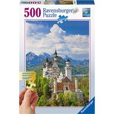Пазл «Замок в горах» 500 шт Ravensburger