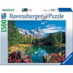 Пазл «Гора Маттерхорн» 1500 шт Ravensburger