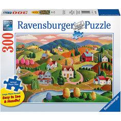 Пазл «Холмы»  300 шт Ravensburger