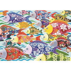 Пазл «Гавайские рыбы» 1000 деталей, Ravensburger