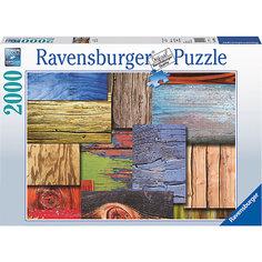 Пазл «Деревянная мозаика» 2000 шт Ravensburger