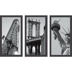 Пазл «Воспоминания о Нью-Йорке» 3х500 шт Ravensburger