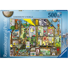 Пазл «Мир будущего» 500 шт Ravensburger