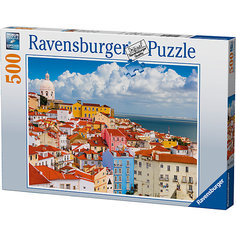 Пазл «Лиссабон, Португалия» 500 шт Ravensburger