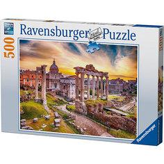 Пазл «Рим в сумерках» 500 шт Ravensburger