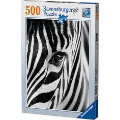 Пазл «Пронзительный взгляд» 500 шт Ravensburger