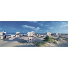 Пазл панорамный «Пляжные корзинки на Зюлте» 1000 шт Ravensburger