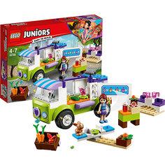 Конструктор LEGO Juniors 10749: Рынок органических продуктов