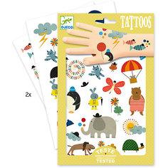 Татуировки Забавные мелочи, Djeco