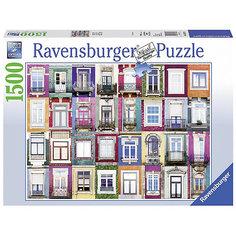 Пазл «Окна в Порту» 1500 шт Ravensburger